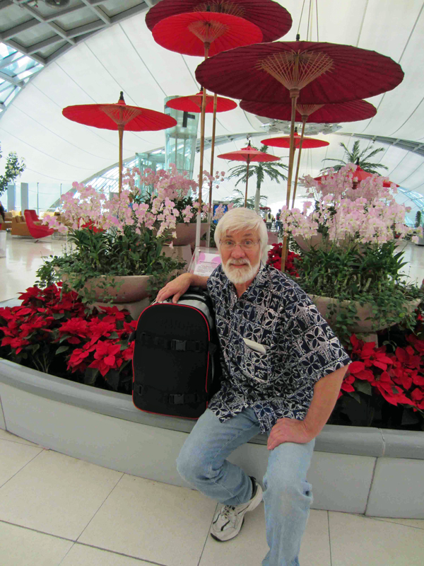 Armor Bag, Jerry Beaty, Travel, SCUBA